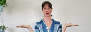 Behind public speaking gigs