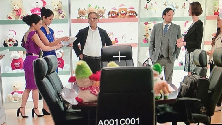 Go Back To China directed by Emily Ting - Behind the scenes with Anna Akana, Lynn Chen, Richard Ng, Joe Fiorello, Tara Barot