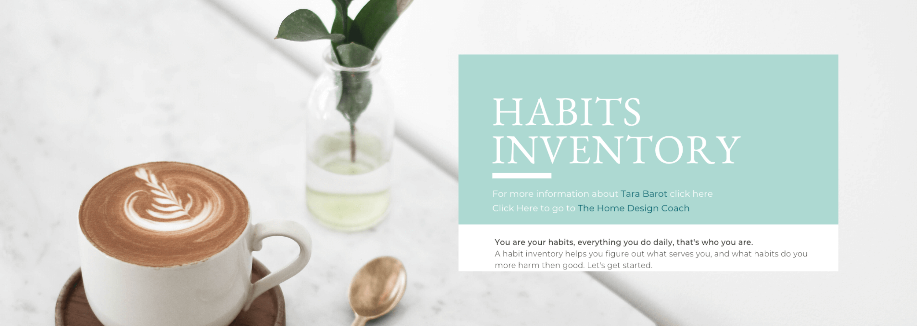 What is good habits