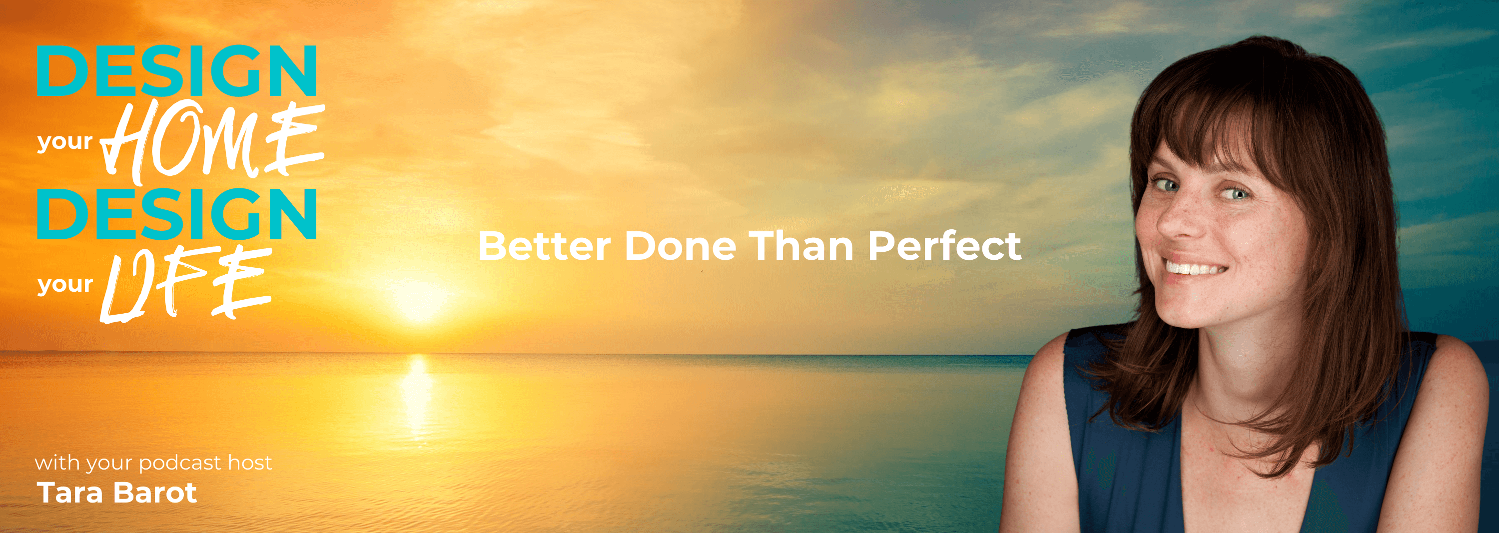 Stop holding yourself back – Better Done Than Perfect #2